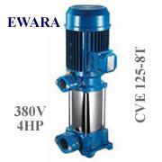 Bơm trục đứng EWARA CVE 125-8T (4Hp)
