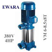 Bơm trục đứng EWARA VM 6-8.5x8T (4Hp)