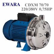 Máy bơm EWARA CDXM 70/07 (0,75Hp)