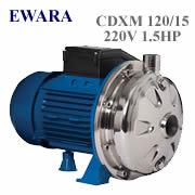 Máy bơm nước EWARA CDXM 120/15 (1,5Hp)