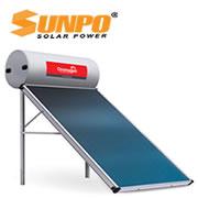 Máy năng lượng mặt trời Sunpo Chromagen SPN 200 lít