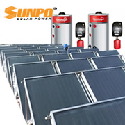 Máy năng lượng mặt trời Sunpo SPF 1500 lít