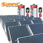 Máy năng lượng mặt trời Sunpo SPF 2000 lít