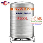 Giá Bồn Nước Inox Hwata 15.000 lít đứng