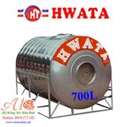 Bồn Hwata 700 lít ngang