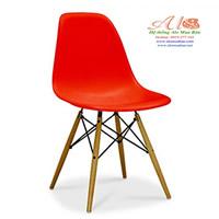 Ghế nhựa PC 018 đỏ