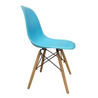 Ghế nhựa PC 018 xanh dương