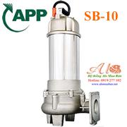 Máy bơm Axít loãng APP SB 10