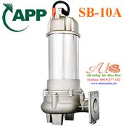 Máy bơm Axít loãng APP SB 10A