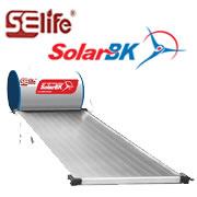 Máy năng lượng Mặt trời Bách Khoa SE-LIFE 220 lít