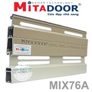 Cửa cuốn Mitadoor MIX 76A