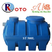 bồn tự hoại Roto 500L
