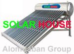 Máy Nước Nóng Mặt Trời Solar House